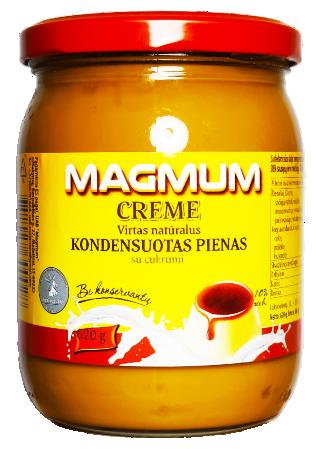 Magmum Creme 620g